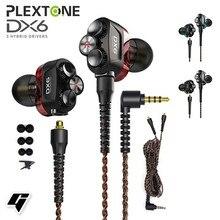 DX6 Auriculares deportivos con cable y Bluetooth, audífonos deportivos con cable tipo C y graves estéreo para Huawei y xiaomi
