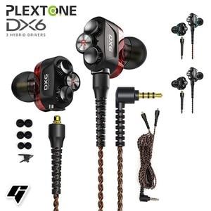 Image 1 - DX6 Auriculares deportivos con cable y Bluetooth, audífonos deportivos con cable tipo C y graves estéreo para Huawei y xiaomi