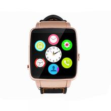 X6S Curved Screen Bluetooth Smart Watch Clock Smartwatch Sport Watch WristWatch For Android Phone With Camera Support SIM Card