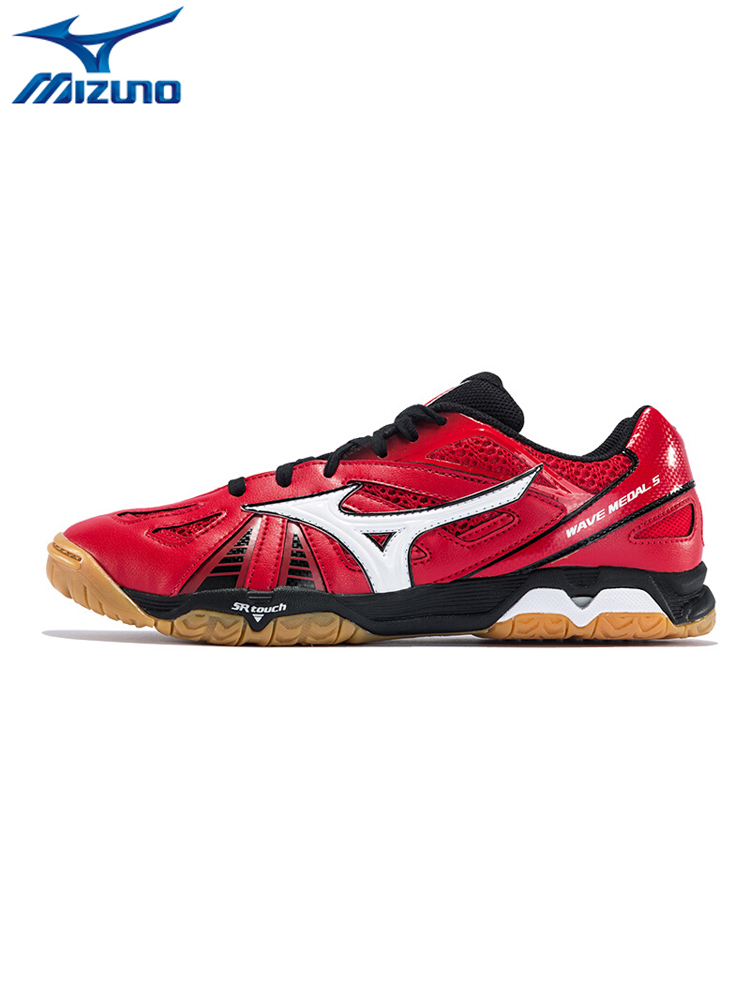 c47e2e5f450 MIZUNO Men WAVE MEDAL 5 Table Tennis Shoes Cushion Stable Sports Shoes  Breathable Sneakers 81GA151563 YXT027
