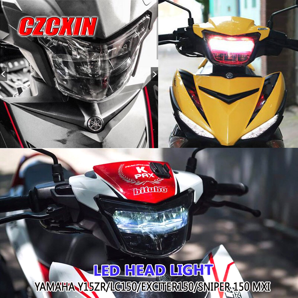For yamaha YZF R25 R3 Y15ZR motorcycle LED tail lamp modified rear