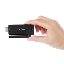 MiraScreen Wireless WiFi Display Receiver HDMI Dongle AM8252B Wifi Full 1080P 128MB RAM Media TV Stick Support Miracast Airplay