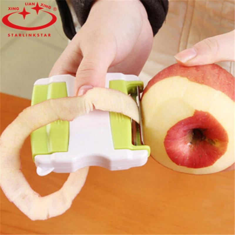 Creative kitchen Gadgets Multi-functional Vegetable Fruit Peeler Scalable Portab