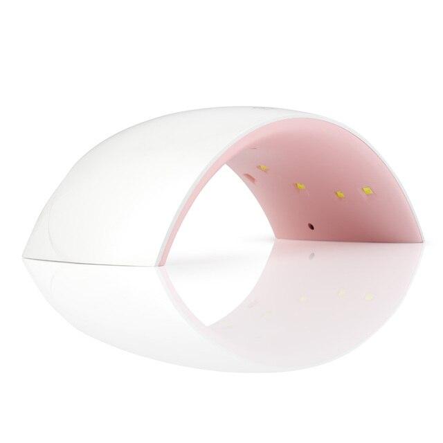 SUNUV UV lambası 36W SUN9C artı 24W SUN9c LED tırnak kurutucu kür tırnak jelleri lehçe manikür tırnak sanat araçları