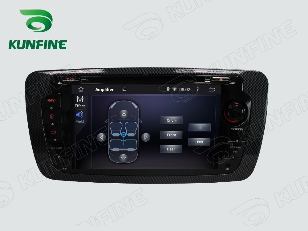 Car dvd GPS Navigation player for SEAT IBIZA 2013 WV B
