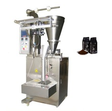 Automatic vertical sugar/pepper/salt/spice/coffee/washing powder/granule/silica gel filling and packing machine