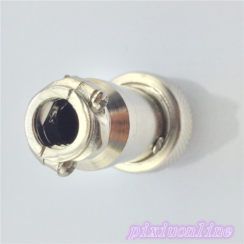 1pcs GX16 4 Pin Female Diameter 16mm L82Y Wire Panel Connector Circular Aviation Plug High Quality On Sale