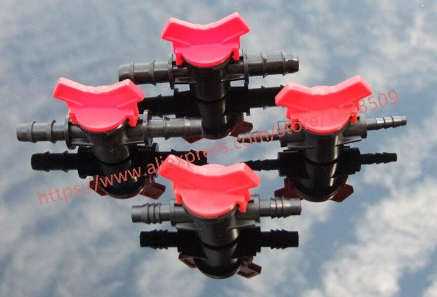 Home 4/8/10/12mm Mini Micro Kunststoff Wasserventil Durchflussregler Für Diy Straightway Ventil Wasserpumpe