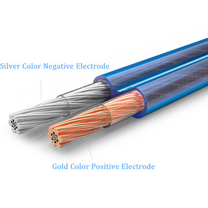 Image 4 - CHOSEAL Cable de Audio HIFI para cine en casa, Cable de cobre puro sin oxígeno para parlante, Cable de altavoz de tacto suave