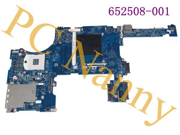 FOR HP EliteBook 8760w Mobile Workstation System board (motherboard) P/N 652508-001