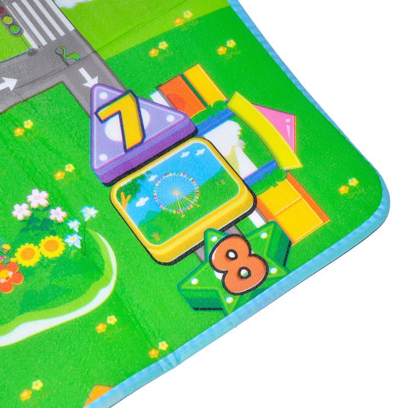 Funny Activity children puzzle mat baby for kids room carpet rug blanket learning educational toys for boys girls gifts 8