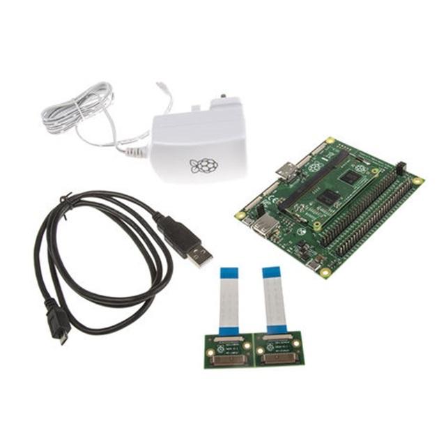 Empanada de la frambuesa Original 3 generación de desarrollo informático kit Raspberry Pi RPI compute dev KIT