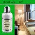 Brilhante 3 W/4 W/5 W/7 W/8 W/10 W LEVOU 5733 Compacta E27 Lâmpada LED Luzes de Milho Lâmpada Led de Iluminação de Decoração Para Casa 220 V Dia Branco/Branco Quente