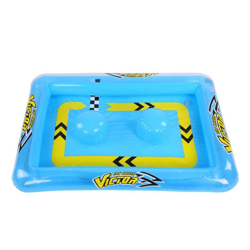 Foldable Children PVC Inflatable Racing Pools For Mini Remote Control Racing Boats Water Toys For Kids 2018 High Quality Pool