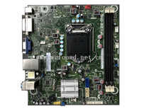 100% Working Desktop Motherboard for IPXSB-DM 683037-001 691719-001 1155 ITX System Board Fully Tested