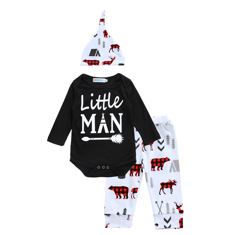 Moonlight Baby Clothing Set Autumn 2017 New Fashion