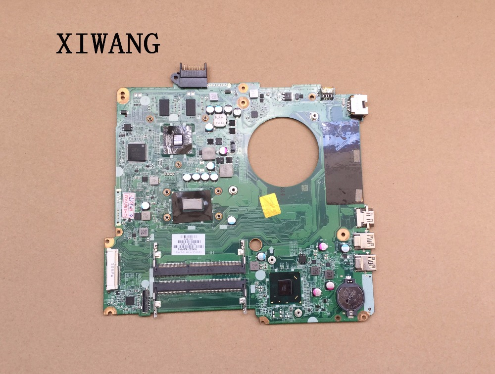 737984-001 free shipping FOR HP PAVILION 15-N laptop motherboard I3-3217U 737984-501 DA0U81MB6C0 100% test good free shipping 1pcs i3 3217u sron9 sron9 i3 3217u 100% new goods in stock