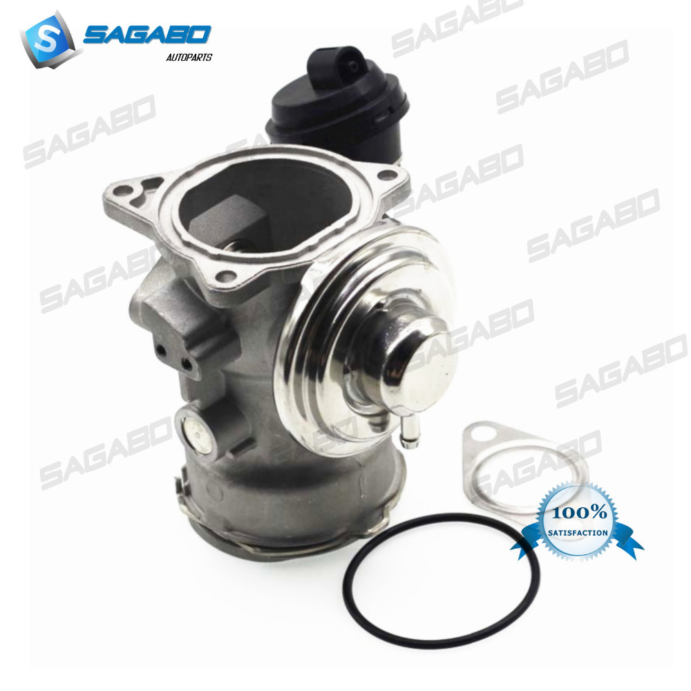 EGR Valve For 01-05 Audi A4 (B6) A6 (C5)1.9 TDI Exhaust Gas Recirculation EGR Valve <font><b>038131501AL</b></font> image