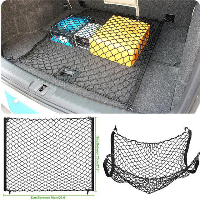 Carregador do carro Tronco net, acessórios auto Para BMW E36 E46 E39 E60 E90 F30 F10 X5 E30 E34 E53 E70 AUDI A3 A4 B6 B7 B8 A6 C5 C6 Q5 A5