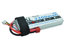 XXL RC Lipo Battery 3300mAh 11.1V 3S 35C 70C Rechargeable Li-Polymer Batteria For Quadcopter Airplane DJI Drone Helicopter