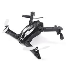 Flytec T13 WI-FI FPV 720 P Широкий формат Камера складной Квадрокоптер с дистанционным управлением стабилизация высоты Карманный Дрон для селфи белый 3D складная конструкция