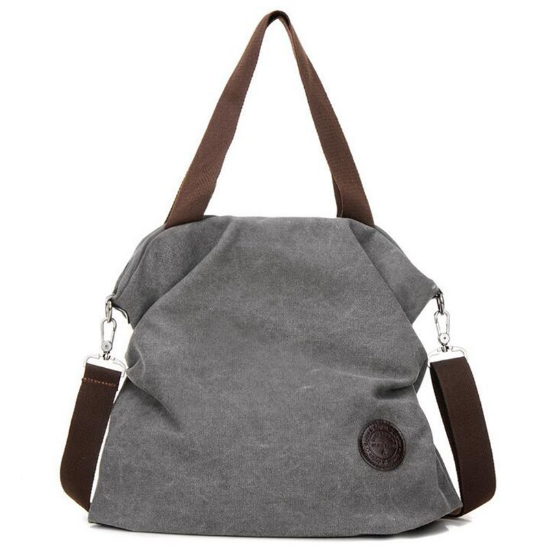 New 2016 Women Bag Vintage Canvas Handbags Messenger bags for Women Handbag Shoulder Bags High Quality Casual bolsa  L4-2669 women handbag shoulder bag messenger bag casual colorful canvas crossbody bags for girl student waterproof nylon laptop tote