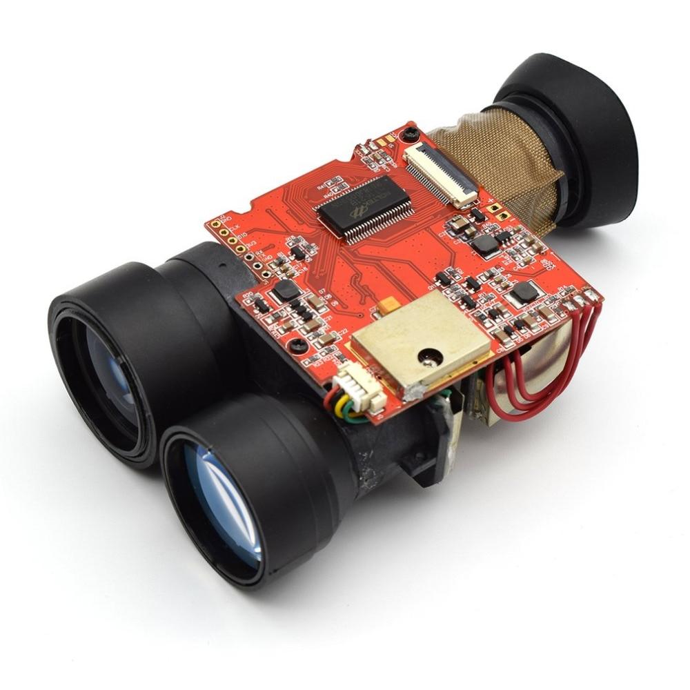 New DIY Range Finder Laser Distance Meter Module Durable Distance Speed Measurement Converter Module