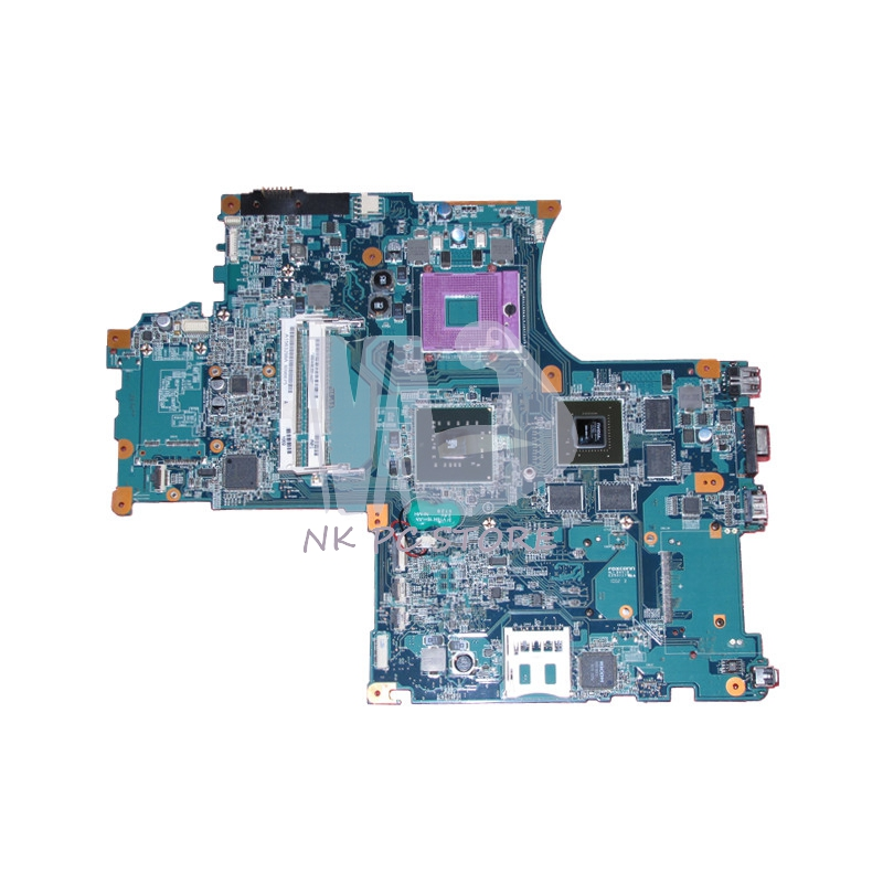 A1563298A Notebook PC Motherboard For Sony Vaio VGN-AW VGN-AW170y VGN AW330 M782 MBX-194 Main board PM45 9600M DDR2