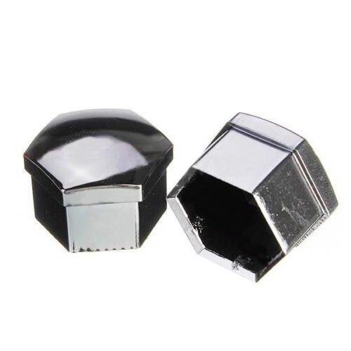 Set of 20 pcs 19mm ABS plastic Car Wheel Auto Hub Screw Cover Nut Caps Bolt