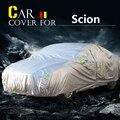 Cubierta del coche Auto Anti-Ultravioleta Parasol Lluvia Nieve Cubierta Impermeable A Prueba de polvo Resistente A Los Arañazos Para Scion TC XA XB XD