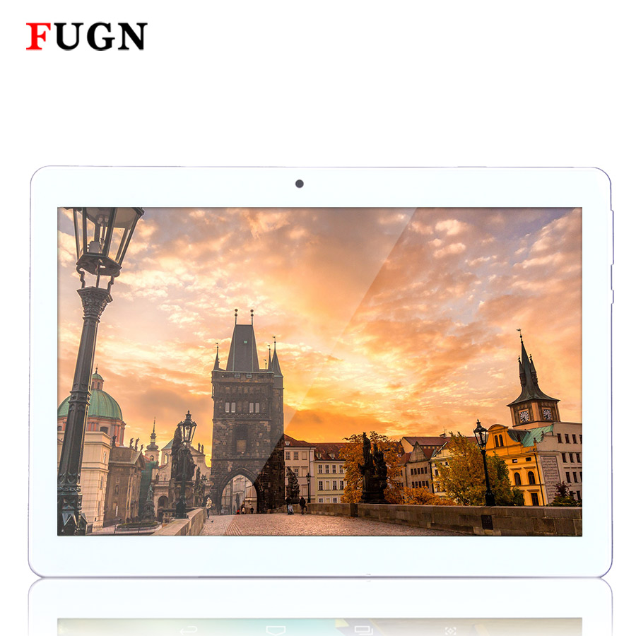 FUGN Original Tablet 10 inch 3G 4G Phone Call Octa Core Android Tablets PC 4GB Dual SIM GPS Smart Tablet Mini pc Tablet 8′