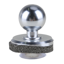 Silver Mini Game Joystick Joypad aluminum alloy physical joysticks for iPhone iPad , Android Mobile Phones Tablet games