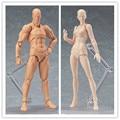 Figma arquetipo siguiente: Ella Arquetipo SIGUIENTE Él-Flesh color de ver. PVC Figura de Acción de Colección Modelo de Juguete Muñeca de Resina Regalos Cosplay