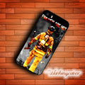 Capa Fire Rescue Luxury Case for iPhone 7 6S 6 5S SE 5 5C 4S 4 Plus Case Cover for iPod Touch 6 5 Case.
