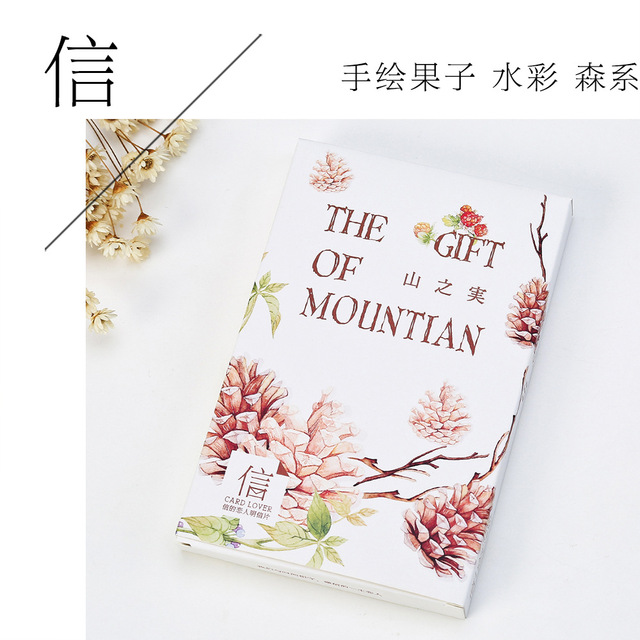 30pcs 1lot cute reality of the mountain greeting cards postcards 30pcs 1lot cute reality of the mountain greeting cards postcards birthday letter business gift card bookmarktalkfo Gallery