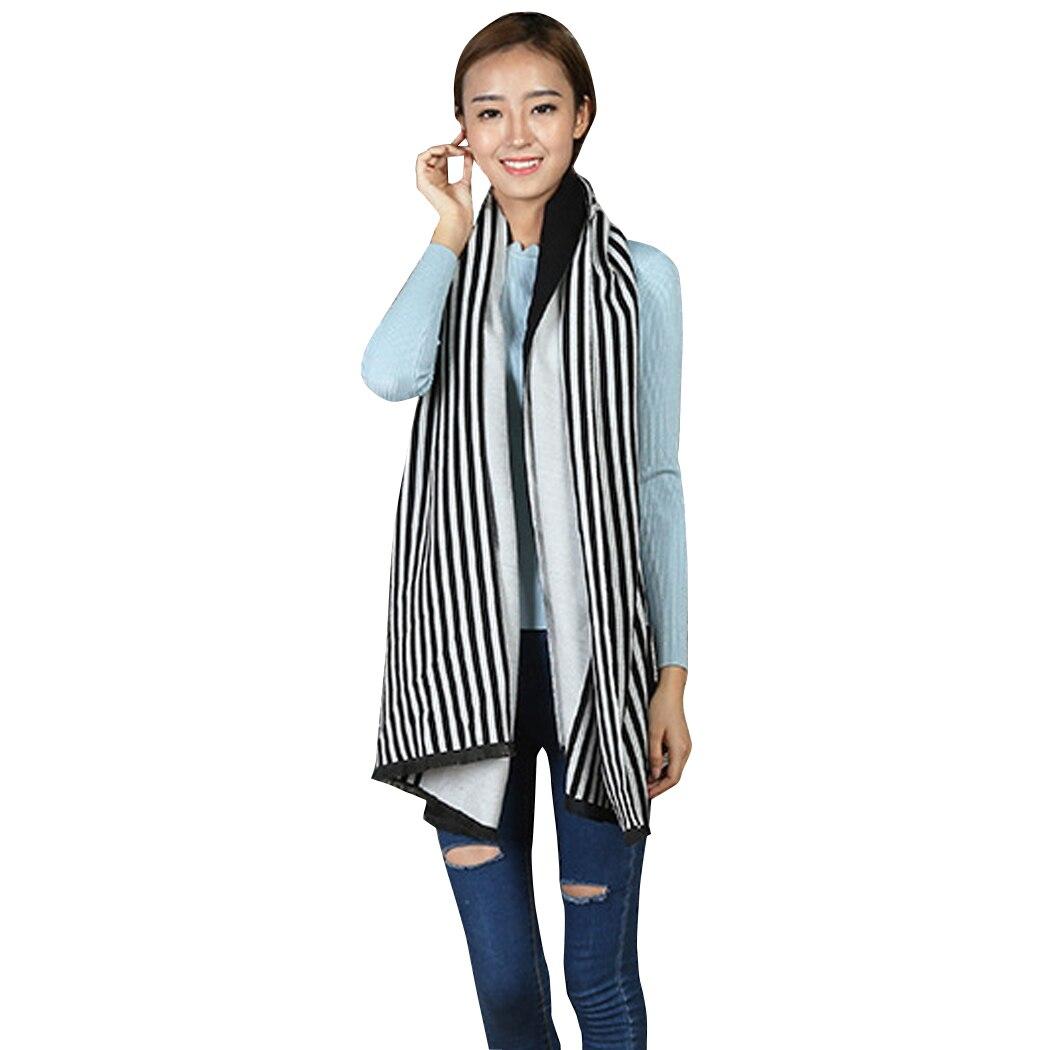 2017 New Scarf Winter Women Scarves and Stoles Luxury Brand Warm Women Shawls and Wraps Pashmina Scarf Imitation Cashmere Poncho