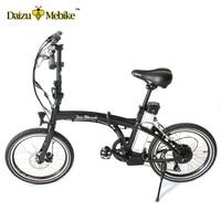 Jueshuai 20 Foldable Ebike Alloy Electric Bike 250W Powerful Electric Bike 36V Velo Electrique Adult Elektrikli