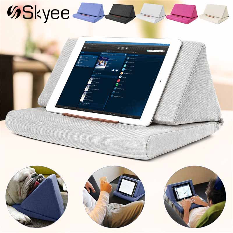 Pillow Laptop-Cushion-Holder Tablet-Stand Lapdesk Multi-Function PC Yes For IPad Reading-Bracket