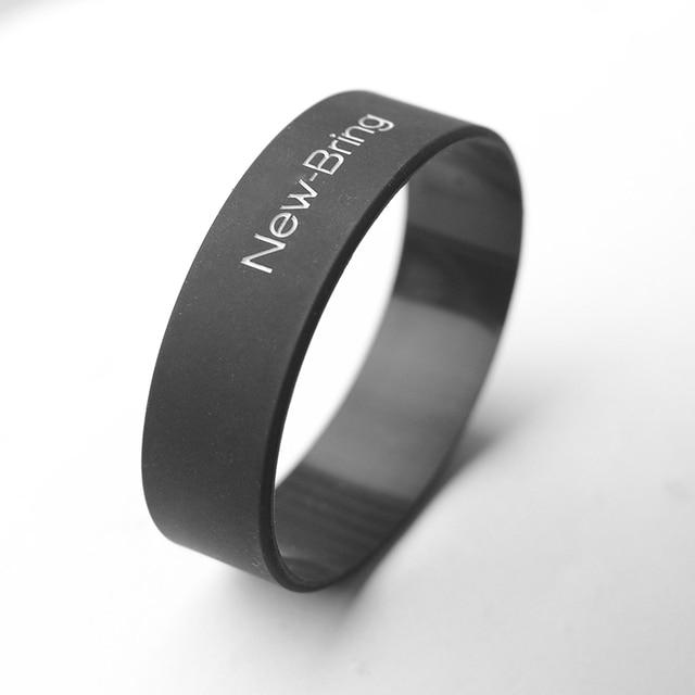 NewBring 2pcs Elastic Rubber Band for Credit Card Holder