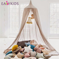 Lovely Baby Hammock Crib Netting Big Top Hanging Toy Tent For Children Play Game Tents Kids Birthday Party Decoration Best Gift