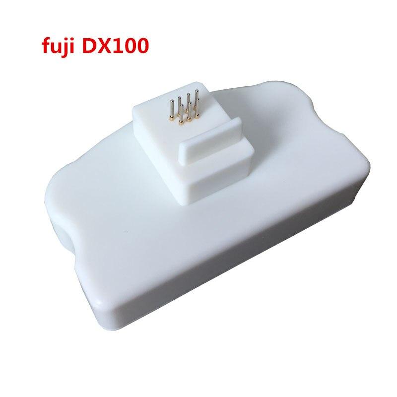 цена на DX100 maintenance tank chip resetter for Fujifilm dx100 chip resetter for Fujifilm DX100 D700 maintenance tank T5820