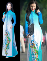 aodai vietnam clothing cheongsam aodai vietnam dress vietnamese traditionally dress cheongsam modern women aodai ao dai