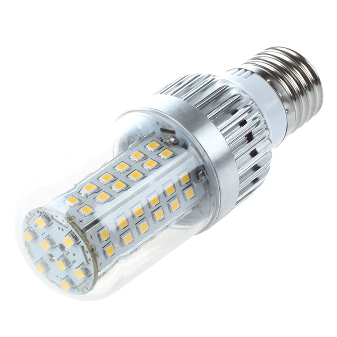 CSS E27 7W SMD Corn Bulb LED Light 700LM warm white lamp replacement 60W Bulb ...