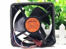 NMB 12V 0.13A waterproof fan 4715JT-D4W-B36 12-m refrigerator fan