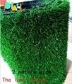 Simulación Artificial de kindergarten deportes césped artificial alfombra de césped de plástico falso césped boda de exposiciones Plaza mat