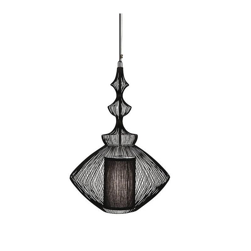 Cafe Lighting Chilli Metal Pendant : Aliexpress buy irregular pendant lights black metal