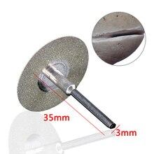 Top Dremel Tool Cutting Disc For Rotory Accessories Diamond Grinding Wheel Rotary Tool Circular Saw Blade Abrasive Diamond Disc