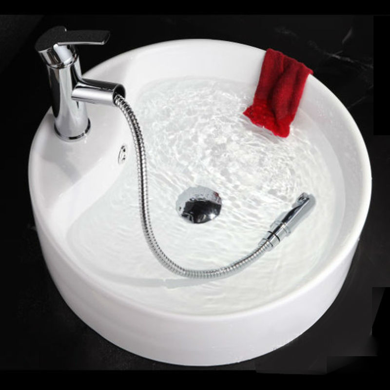 KES L3903A Bathroom Lavatory Single Lever Vanity Sink Faucet with ...