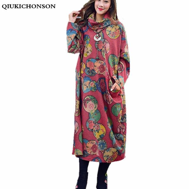 Bohemian Winter Dresses