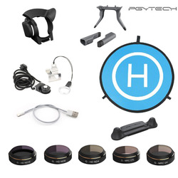 Pgytech 7 pcs set landing gear control stick lens hood filters uv nd4 8 16 cpl.jpg 250x250